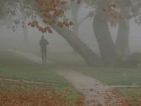 correr en niebla