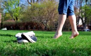 Correr minimalista no es correr de puntillas