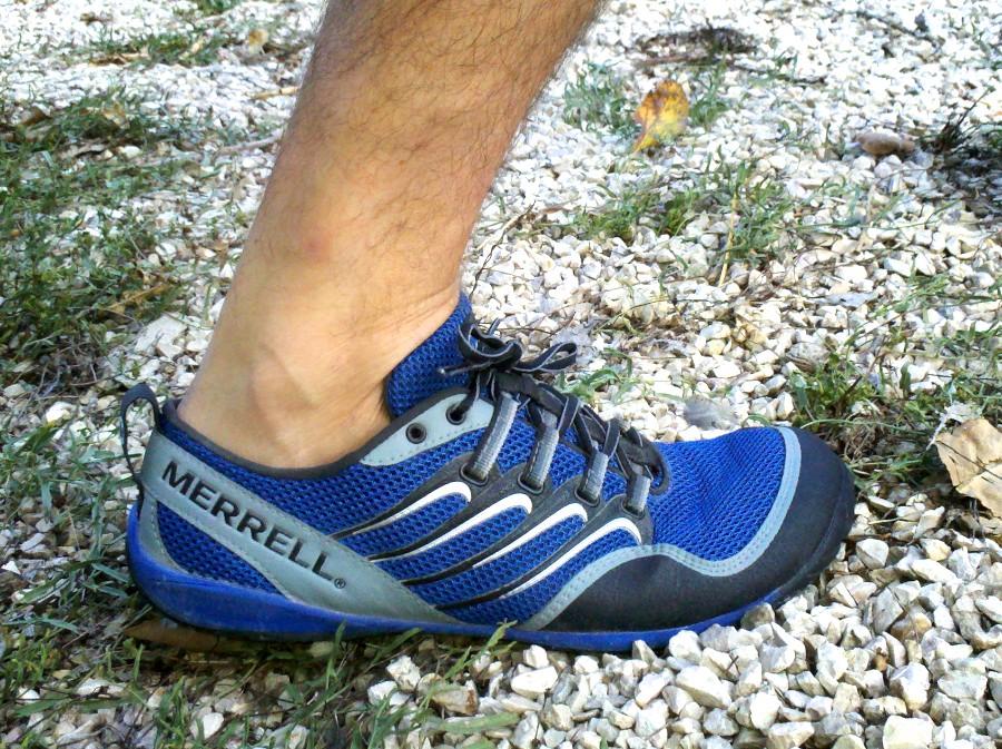 nueva productos e15be d0fc6 Merrell Trail Glove, zapatilla trail minimalista ...