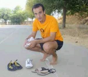 Diferentes zapatillas minimalistas