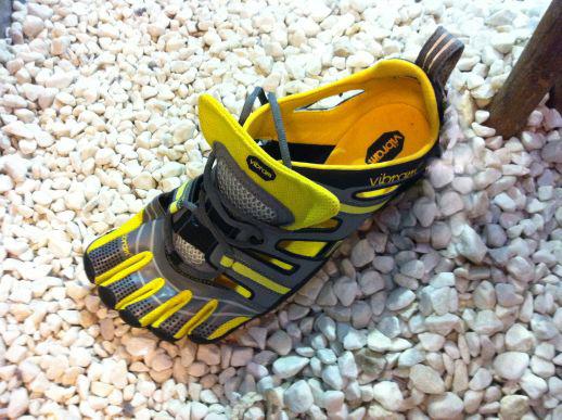 zapatillas minimalistas Vibram Five Fingers Trek Sport Sandal