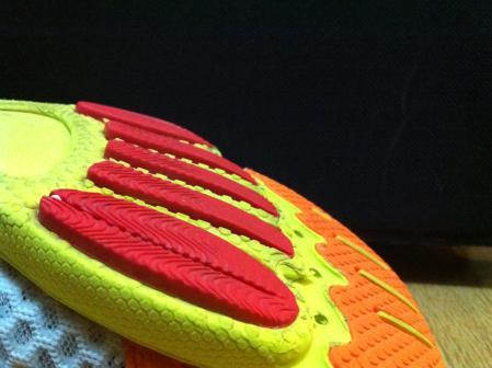 zapatilla minimalista newton speed MV2 sistema acción-reacción suela