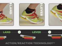 zapatilla minimalista newton running speed MV2 sistema action-reaction