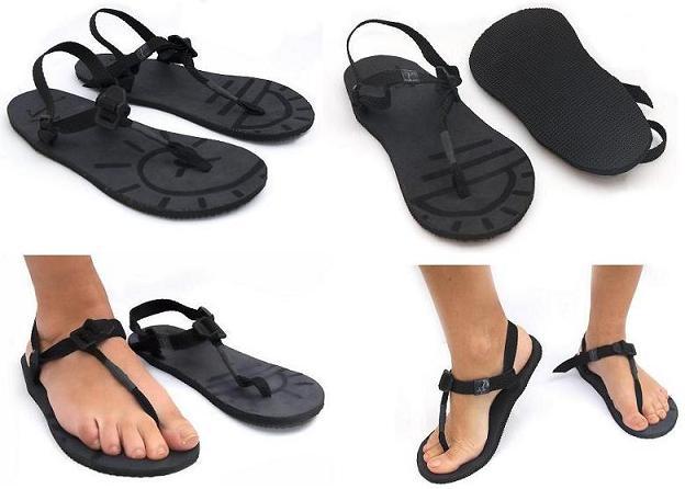 7cd2210121d6 sandalias tipo Huaraches Pies Sucios para correr natural