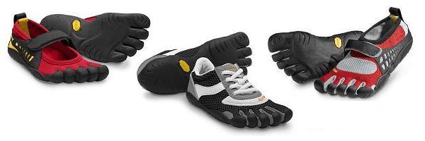zapatillas minimalistas para niños Vibram FIVEFINGERS