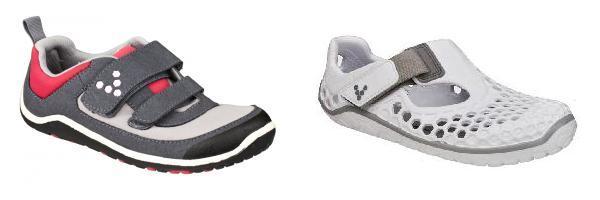 zapatillas minimalistas para niños Vivobarefoot