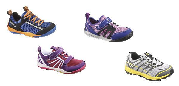 zapatillas minimalistas para niños Merrell