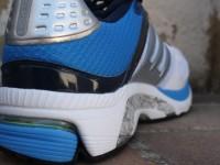 cuánto dura una zapatilla amortiguada