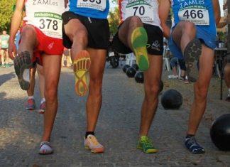 Five Finger Bikila, Newton Running Speed MV2, Merrell Vapor Glove, New Balance MR00