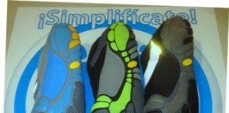 Five fingers con 5 dedos Bikila, Bikila LS y Speed