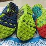 Zapatillas minimalistas de montaña Inov-8 Trailroc 245, 235 y 150