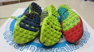 zapatillas trail Inov-8 Trailroc-245, Trailroc-235,Trailroc-150