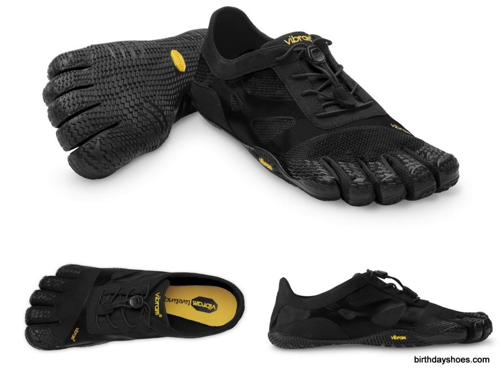 zapatillas con dedos Vibram Fivefingers KSO EVO