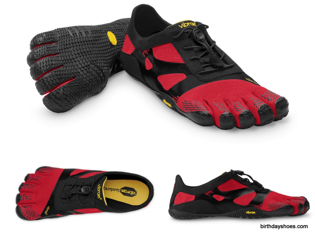 zapatillas con 5dedos Vibram Fivefingers KSO EVO