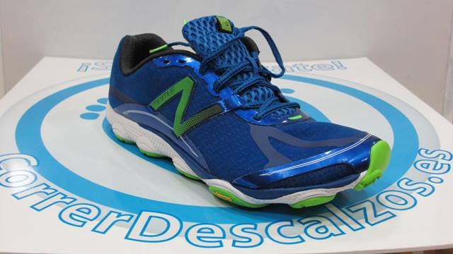 New Balance Minimus M1010 drop 4mm