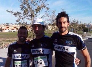 Minimalistas en Trail Pirata de Jerez
