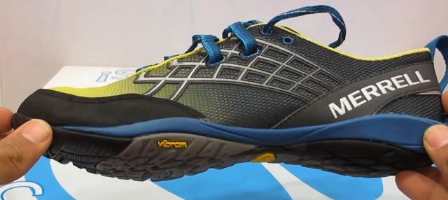 Merrell Trail Glove 2, suela