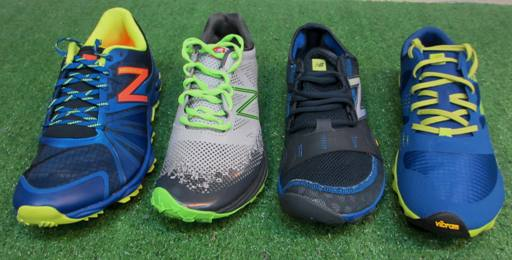 New Balance Minimus Trail 2013