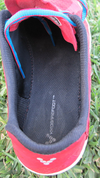 Vivobarefoot One Interior