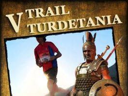 Trail Turdetania 2014