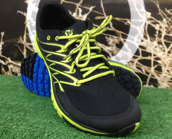Analisis Merrell Bare Access Trail
