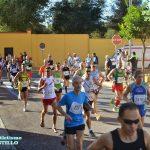 Media maraton Dos Hermanas en huaraches Pies Sucios Simna
