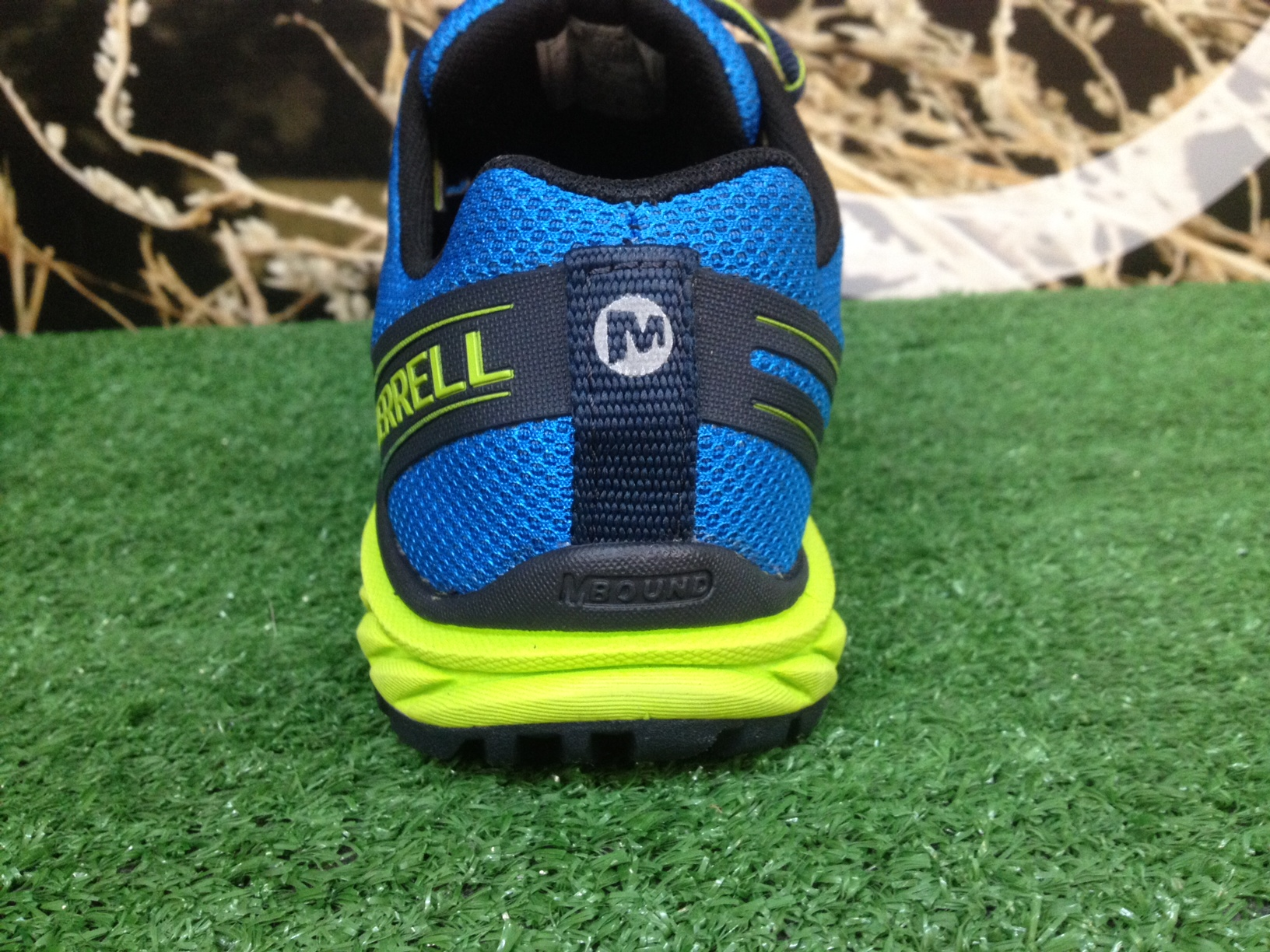 talon Merrell Bare Access Trail