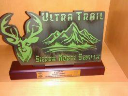 trofeo ultra trail sierra norte sevilla