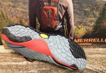 Analisis Merrell Trail Glove 3