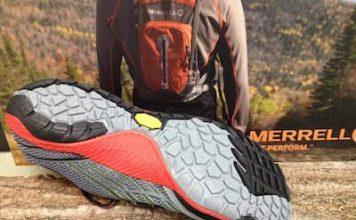 Analisis Merrell Trail Glove 3