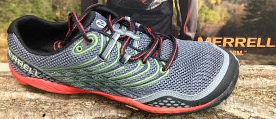 Review Merrell Trail Glove 3