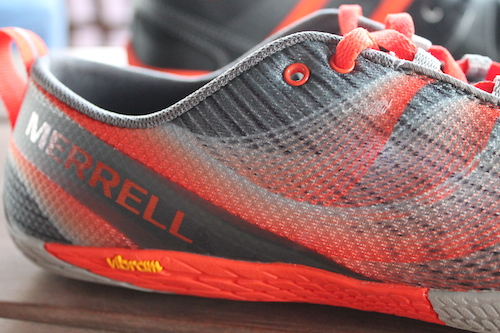 Review Merrell Vapor Glove 2