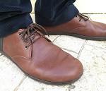 Zapato minimalista puro, Pies Sucios Mei