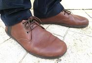 calzado barefoot Pies Sucios Mei