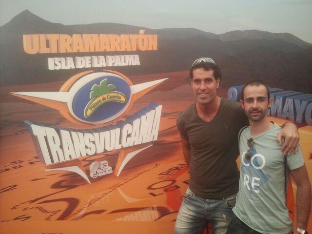 ultramaraton isla de la Palma 2014